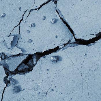 Причины повреждения бетона