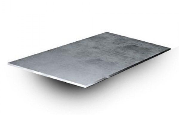 Лист металлический оцинкованный 1000х2000х0,55