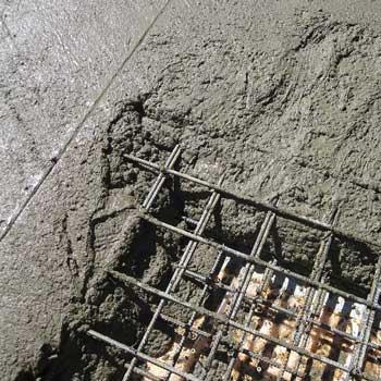 Зачем арматура в бетоне