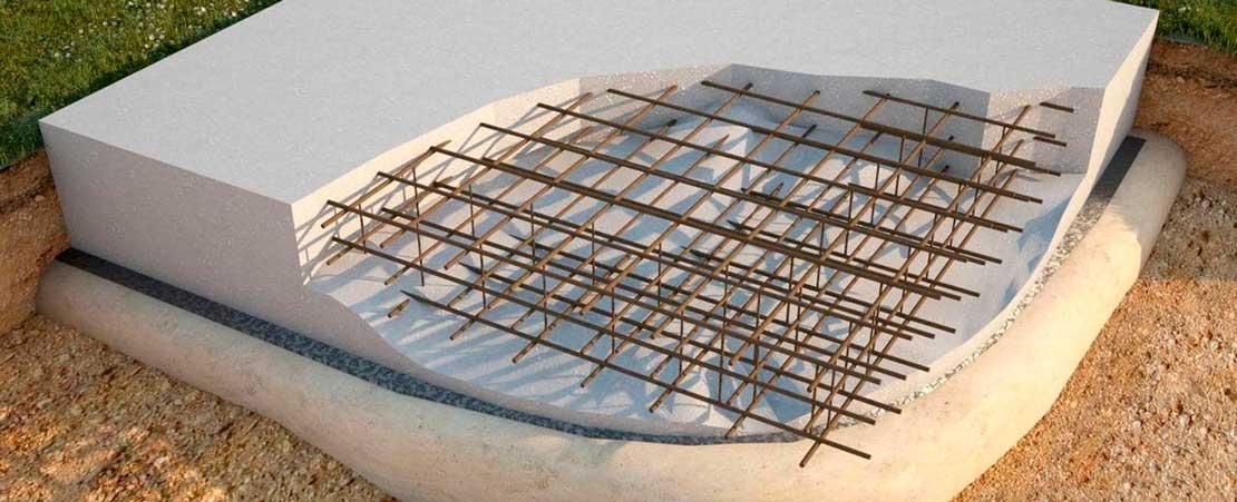 Зачем армируют бетон